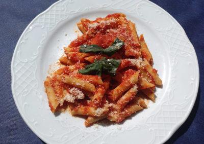 Pennette Salsa Pomodoro e Basilico